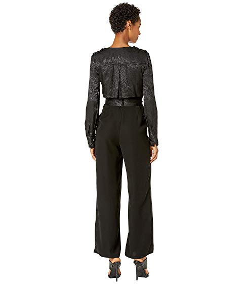 Jumpsuit with Patch Pockets
