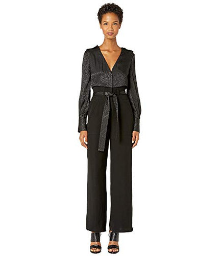 YIGAL AZROUËL - Jumpsuit with Patch Pockets