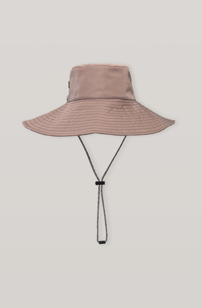 GANNI - Multi Tech Fabric Hat