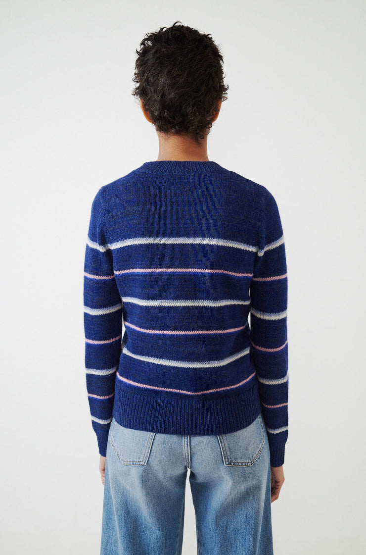 Gianili Striped Knit