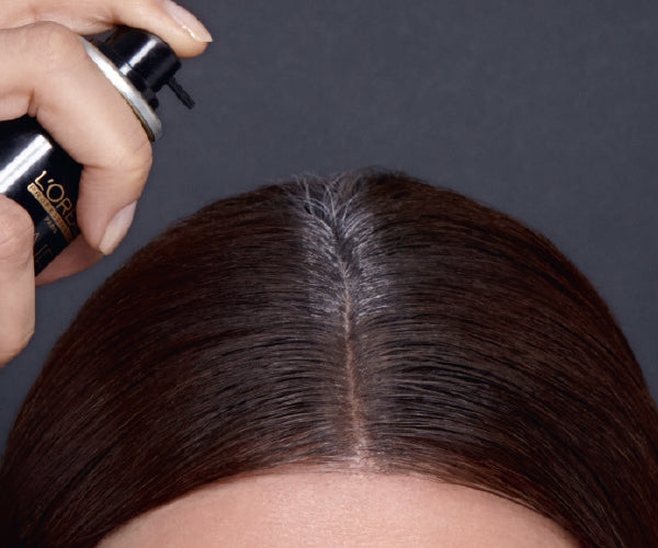 Hair Touch Up - Warm Brown
