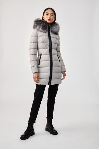 MACKAGE - Calla Down Coat in Mineral