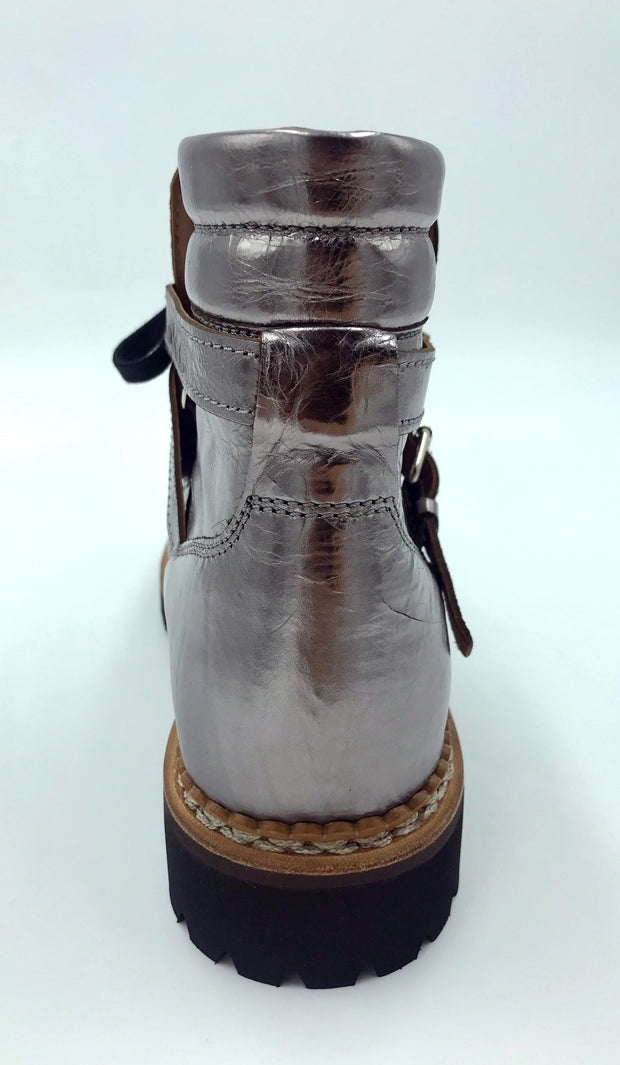 Lace-up Hiker Boot