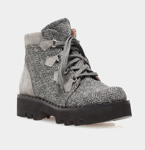 TABITHA SIMMONS - Tweed Neir Hiking Boot