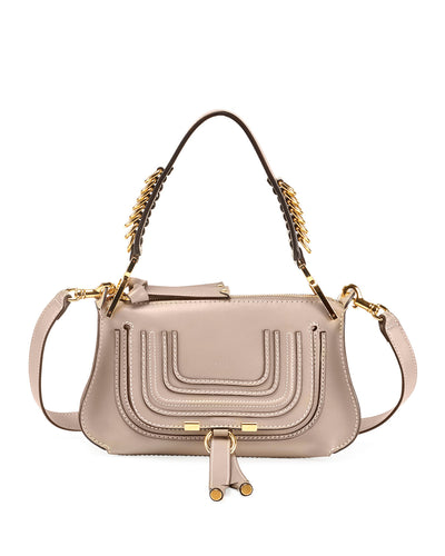 CHLOE - Small Marcie Leather Shoulder Bag
