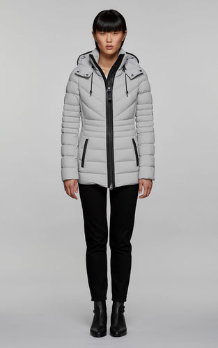MACKAGE - Patsy Mineral Lightweight Puffer
