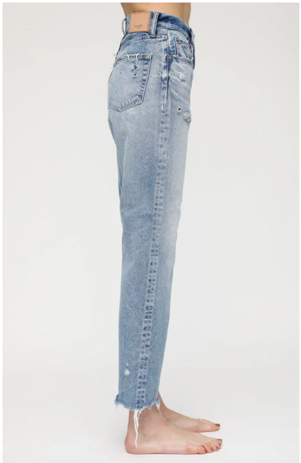 MV Lomita Wide Straight Denim