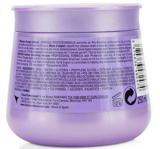 Prokeratin Liss Unlimited Masque