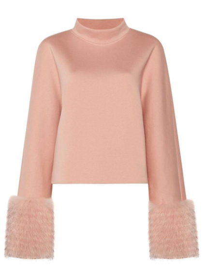Blush Dolman Knit
