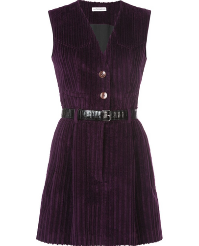 ALTUZARRA - Carter Corduroy Dress