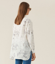 GANNI - Cedar Button Up Blouse
