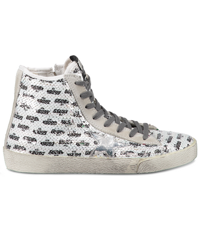 GOLDEN GOOSE - Rainbow Paillettes Francy