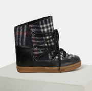 ISABEL MARANT - Nowles Printed Boot