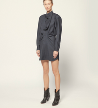 ISABEL MARANT ÉTOILE - Valentine Long Sleeve Front Placket Dress