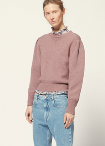 ISABEL MARANT ÉTOILE - Karl Drop Shoulder Pullover