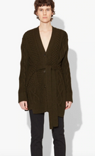 PROENZA SCHOULER - Long Sleeve Robe Cardigan