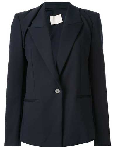 DION LEE - Tech Cotton Blazer