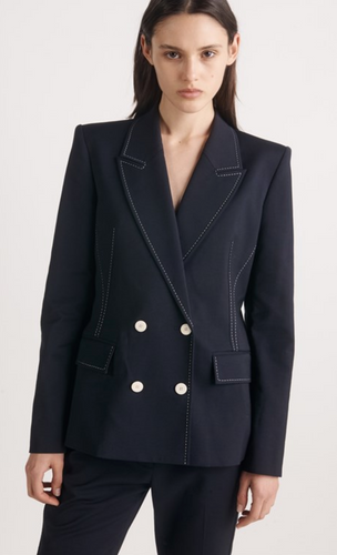DION LEE - Pinstitch Blazer