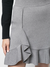 ALTUZARRA - Ziggy Ruffle Knit Skirt