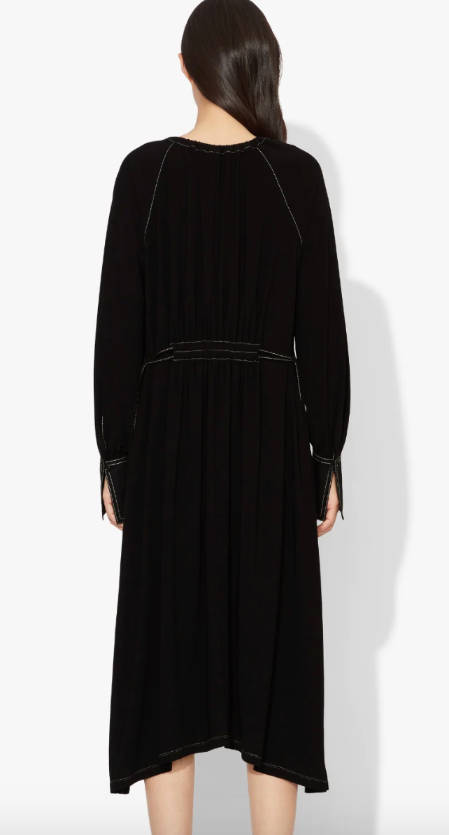 PROENZA SCHOULER - Long Sleeve Matte Jersey Dress