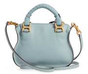 Marcie Mini Crossbody Faded Blue