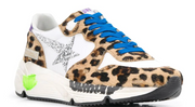 Running Leopard Sole