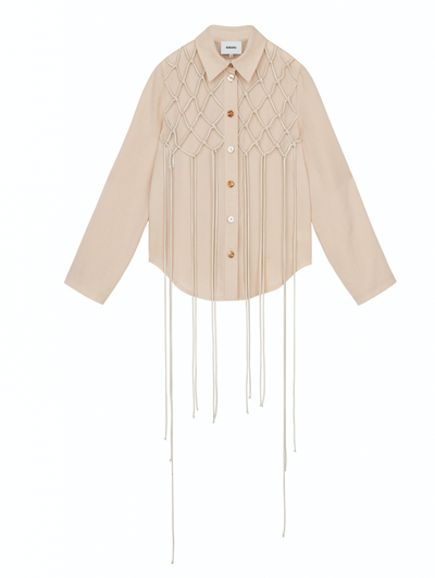 Otis Rope Detail Top