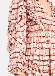 ULLA JOHNSON - Aberdeen Blush Dress
