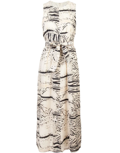PROENZA SCHOULER - PSWL Ink Splash Long Dress