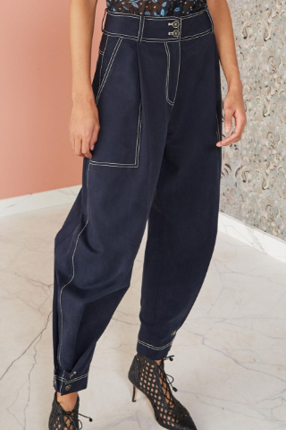 ULLA JOHNSON - Midnight Fleet Pant