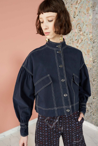 ULLA JOHNSON - Cody Jacket Midnight
