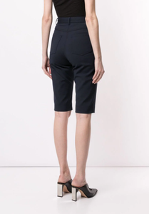 DION LEE - High Waisted Denim Shorts