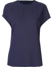 DION LEE - Corrugated Pleated Back T-shirt