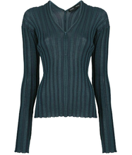 PROENZA SCHOULER - Blue Women's Ribbed Top