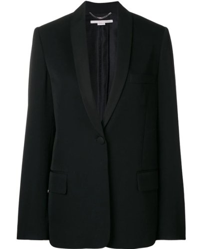 STELLA MCCARTNEY - Deep V-Neck Blazer