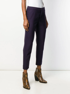 CHLOE - Stretch Wool Pant