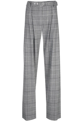 PROENZA SCHOULER - Exaggerated Plaid Pant
