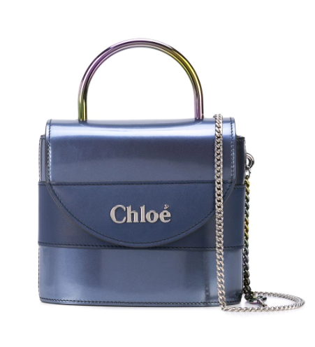 CHLOE - Small Abylock Padlock Bag