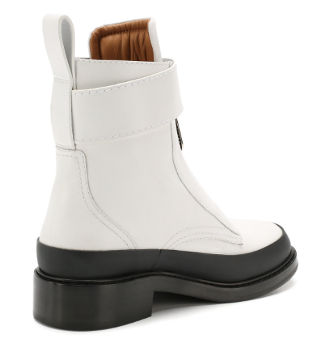 Roy Zipper Chunky Boot