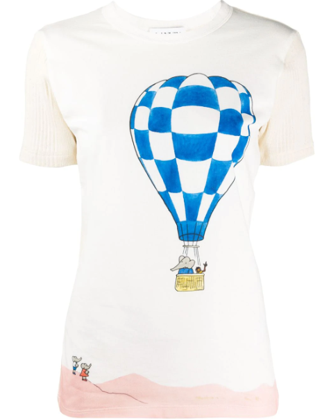 LANVIN - Barbar Balloon T-Shirt