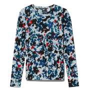 Watercolor Floral Long Sleeve