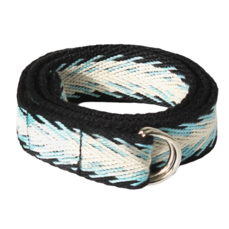 Webbed Belt in Blue Moon