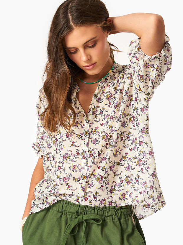 Eden Flower Top