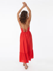 Red Torch Lena Dress