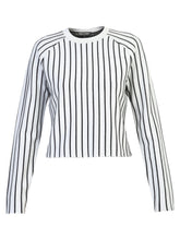 PROENZA SCHOULER - Metallic Striped Knit