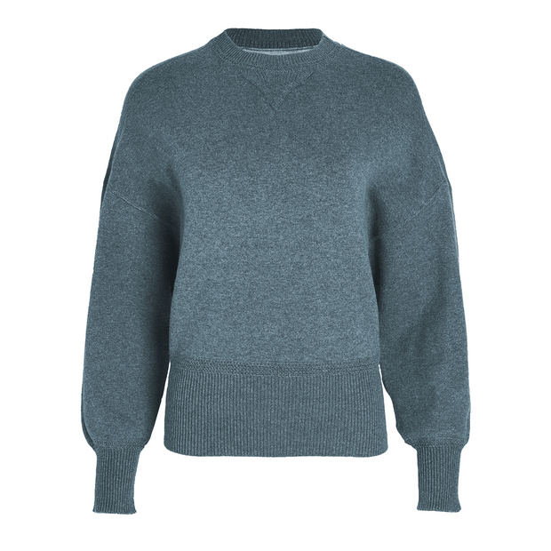 Lucia Greyish Blue Pullover