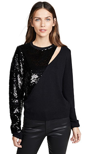 RTA - Teagan Sequin Sweater