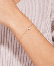 Mystic Small Love Bracelet in Rose Gold