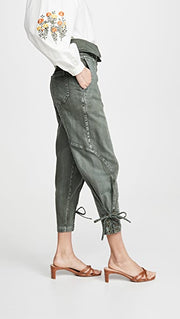 ULLA JOHNSON - Kingston Army Jean