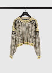BARBARA BUI - Printed Short Knit